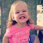 Eleanor Douglas – ONE and A HALF YEARS OLD!!!!!!!!!